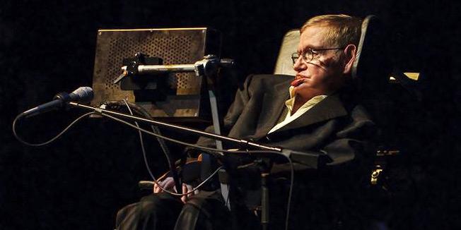 USMJERITE POGLED PREMA ZVIJEZDAMA..(Stephen Hawking)