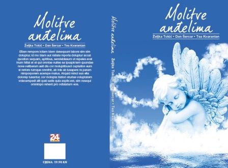 Nova knjiga Molitve Anđelima