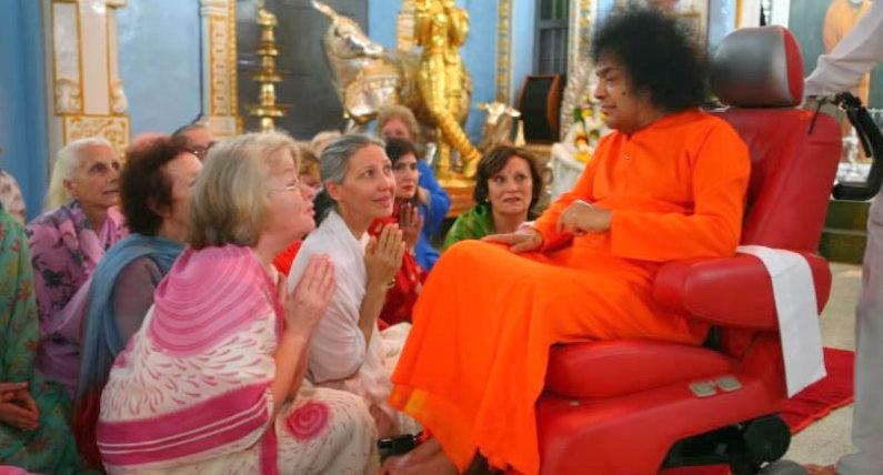 Sai Baba - poruka 10. lipanj 2013
