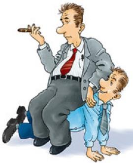 VJEČNA TEMA IZ PERA JEDNOG BLOGERA: DUPELISCI I UVLAKAČI