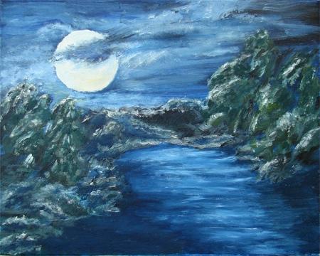 HAIKU - Mjesec