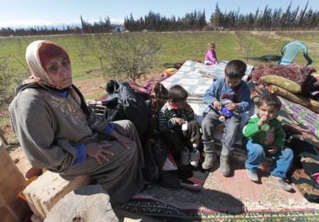 Prikupljanje pomoći za Siriju