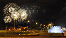 Međunarodnim festivalom vatrometa proslavljen ulazak Hrvatske u EU