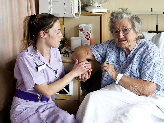 Kako je Gospod Bog stvorio medicinsku sestru
