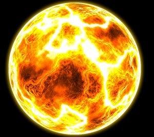 Solar storm heading for Earth