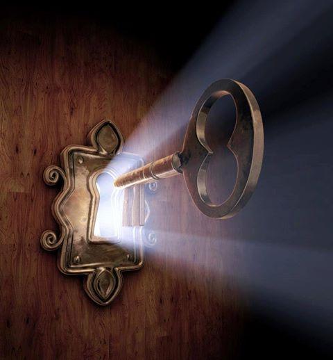 To su samo vrata koja si sama zaključala......