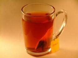 Ubrano za jutarnji čaj koji se već pijucka uz FB...