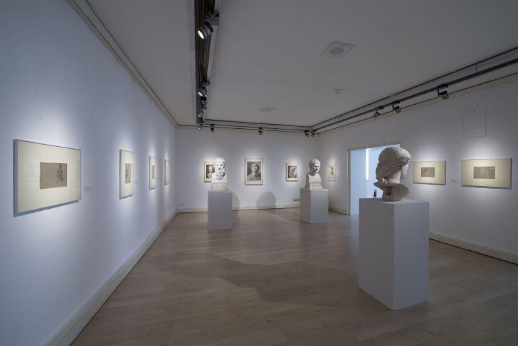 Predavanje Darije Alujević u sklopu izložbe Alegorija i Arkadija, Galerija Klovićevi dvori