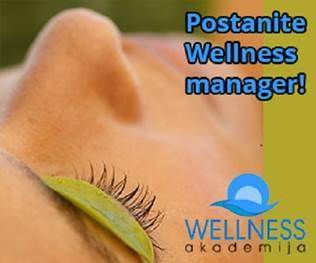 Upisi u tijeku- školovanje za Wellness menadžera