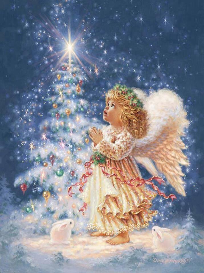 Adventske priče - Božićna jelka
