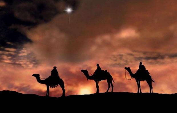 TRI MAGA - OBIČAJI ZA BLAGDAN SVETA TRI KRALJA