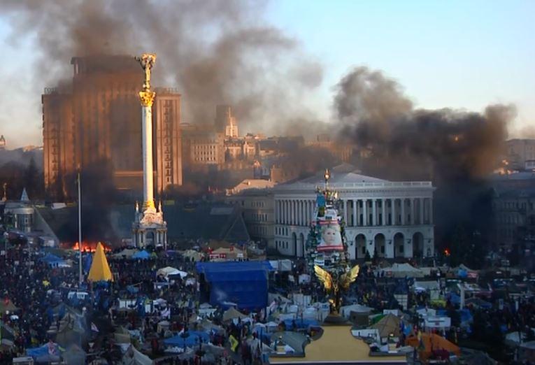 Kaos u Kijevu...ubijeno troje prosvjednika...LIVE