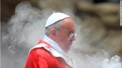 Propovijed pape Franje na Cvjetnicu 13. travnja 2014. na Trgu svetoga Petra u Vatikanu