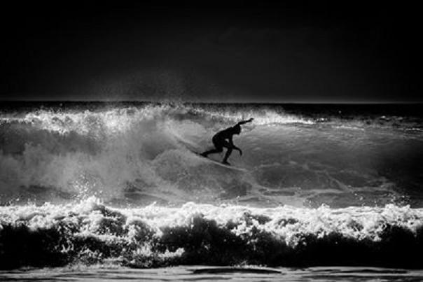 Surfanje na valovima epiteta