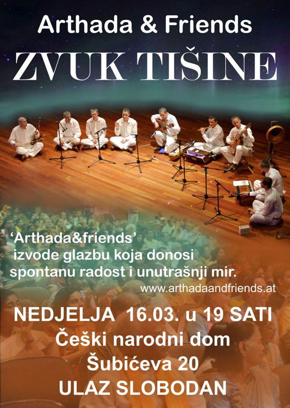 Koncert 'Arthada & Friends'