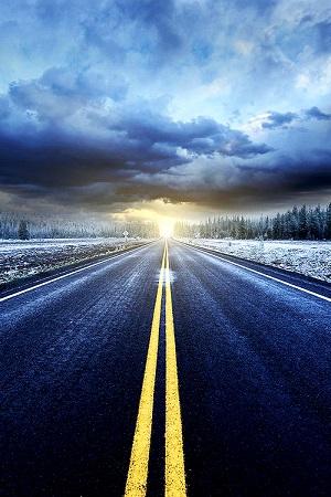 Ima jedna duga cesta -Sretan Uskrs-