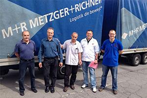 Vozači sretno stigli u Slavoniju i istovarili pomoć u Caritasu u Požegi