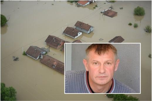 Svjedok i(li) očajnik: Slavonija potopljena zbog krađe pijeska i potkopavanja nasipa