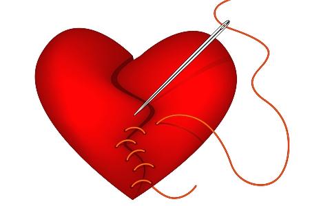 Šest faza slomljenog srca