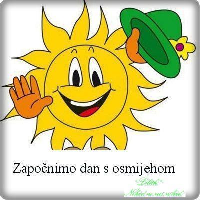 Dobro jutro svima :)