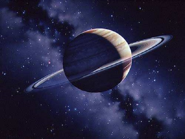 David Icke: Saturn, Gospodar prstenova