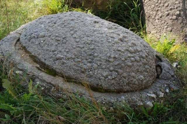 Geološki fenomen – kamenje koje raste
