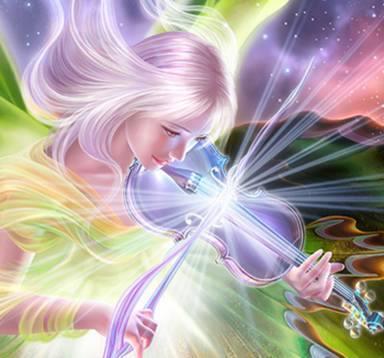 Muzika i pjevanje proizvode vibracije koje privlače nebeska bića -