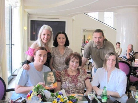 Pozivnica za rodjendan Vesne Krmpotic