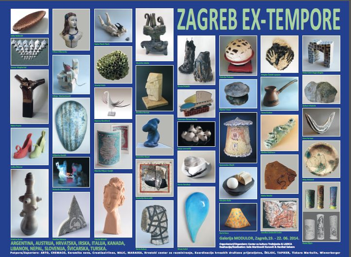 Zagreb Ex Tempore and lectures 19.06.2014.