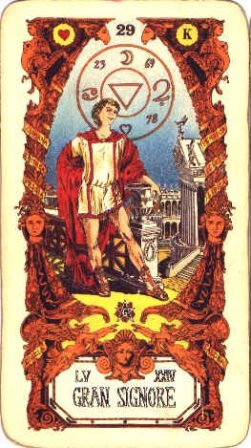 Sibilla karte - GOSPODIN