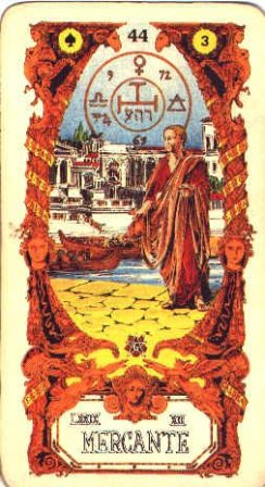 Sibilla karte - TRGOVAC