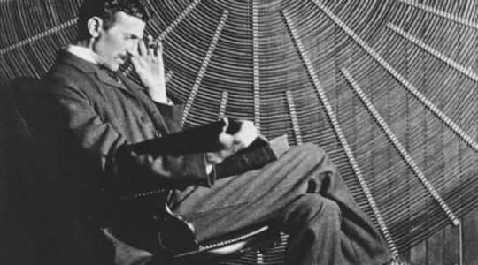 Nikola Tesla: Ljudski rod nije sazreo za veliko i dobro