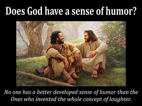 Zašto je bog tako ozbiljan?