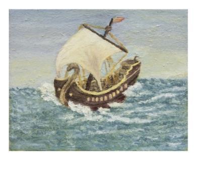 Komentar na pjesmu 'Ukleti brod'