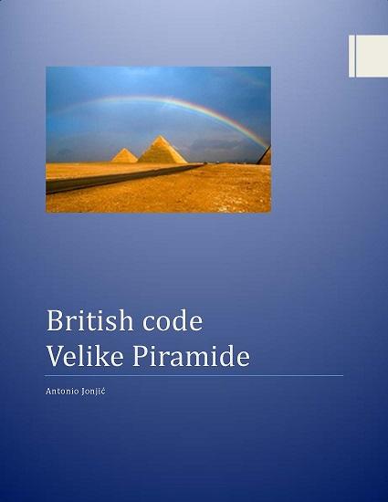 British code Velike Piramide - Antonio Jonjić-