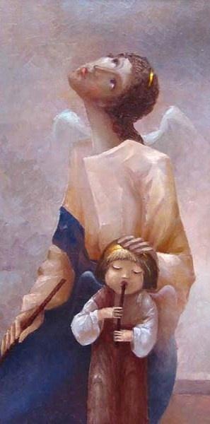 Na lijepe oči (istinit dodir anđela  u prolazu)..