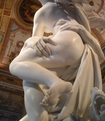 Velicanstvena dela starih skulptora Giovani Strazza Quirolo Bernini