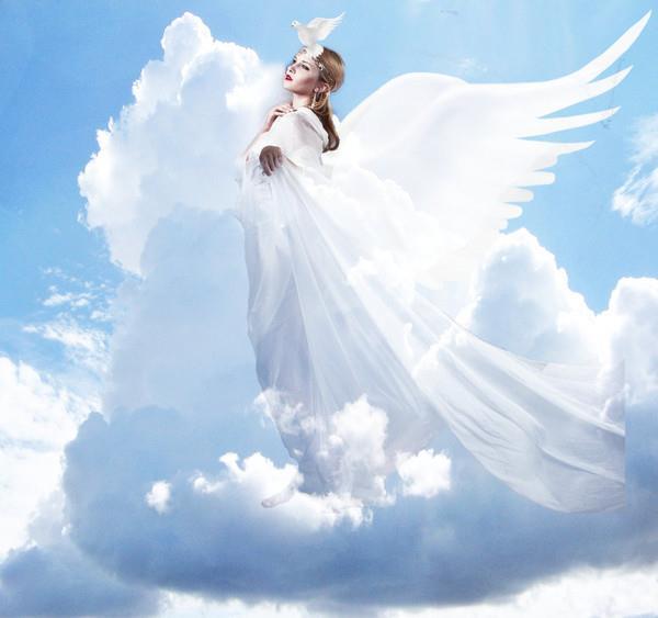 kako izgledaju anđeli?