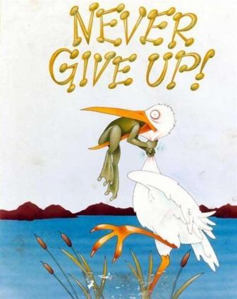 Nikada ne odustaj