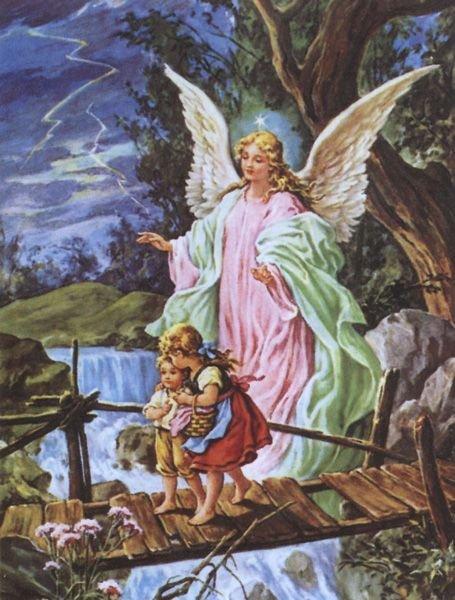 svatko ima svoga anđela čuvara