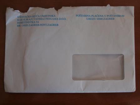 Bijela koverta - Otvoriti ili ne?