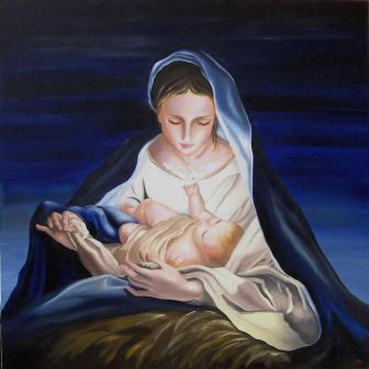 """Božićna priča našeg vremena (djevica s djetetom ili """"Svećenikove žene"""")"""