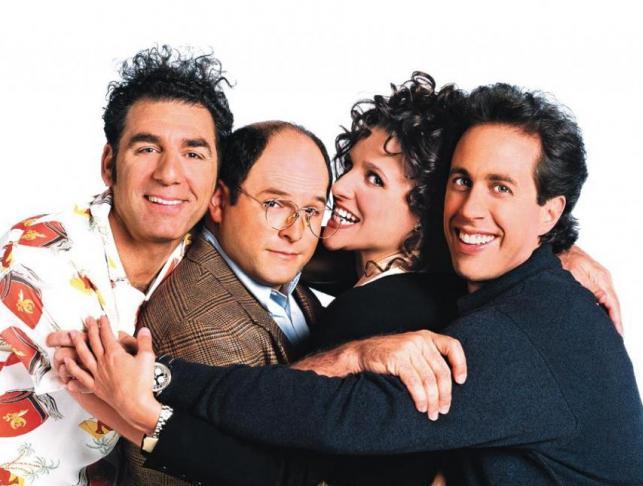 Seinfeld podloga za učenje studentima psihijatrije