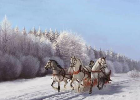 S.N. Lazarev - Pred Novu godinu....