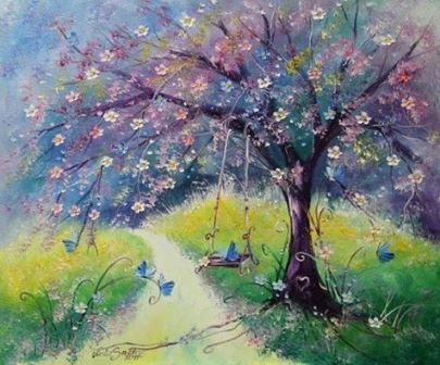 Stablo i cvijet