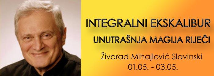 Ž.M. SLAVINSKI VODI U ZAGREBU seminar