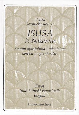 Velika kozmička učenja ISUSA iz Nazareta