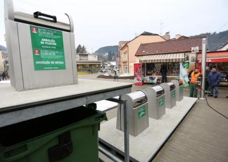 U Hrvatskoj se uvode kontejneri za smeće po kojima je lakše kopati