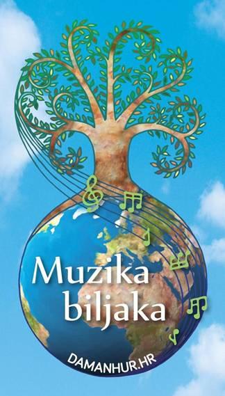 Muzika biljaka na Radio Osijek - emisija Spiritualis srijeda 3.6. u 20h