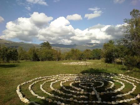 Nebeski labirinti u Dražicama kraj Rijeke